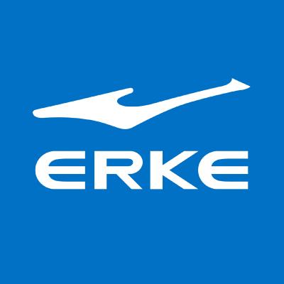 鸿星尔克ERKE运动休闲品牌