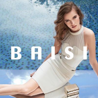 BAISI百丝时尚女装品牌