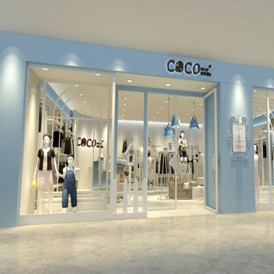 可可贝儿--COCO童装品牌
