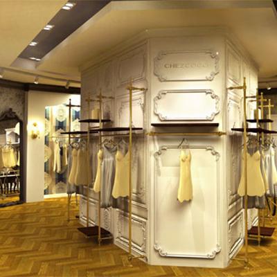 CHEZCOCO时尚女装专卖店设计