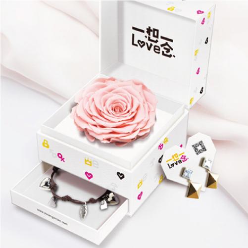 一想一念 爱情文化创意礼品电商品牌